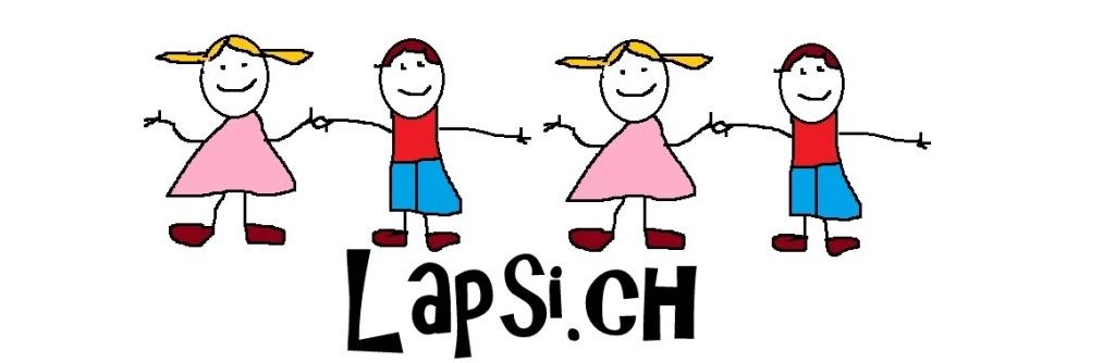 Lapsi.ch - Biologisch und fair, das Beste für Dein Kind-Logo