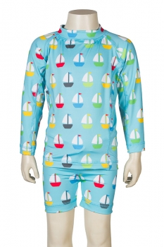JNY colourful kids UV-Swimshirt Sailing