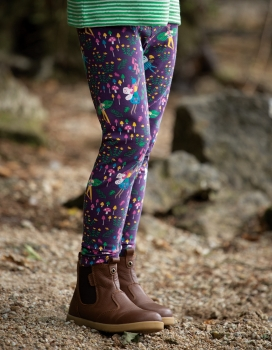 frugi Libby Leggings Fairy Friends