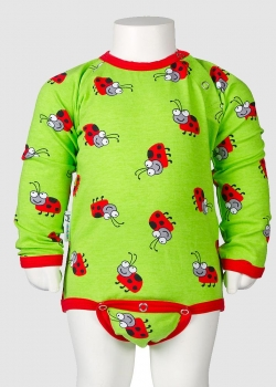 JNY colourful kids Body red bug