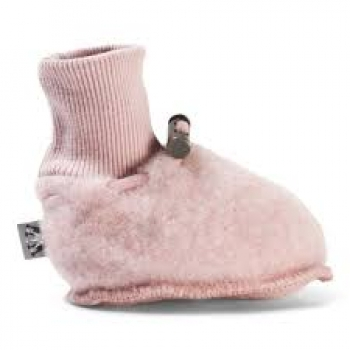 Hust&Claire Slippers Merino Wool rose