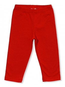 JNY colourful kids Leggings red
