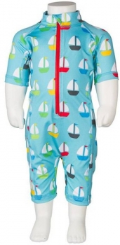 JNY colourful kids UV-Bodysuit Sailing