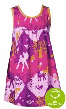 JNY colorful kids Sundress Deer