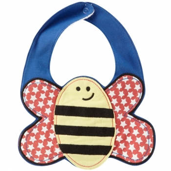 Piccalilly Busy Bee Bib