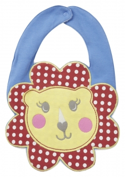 Piccalilly Lion Bib