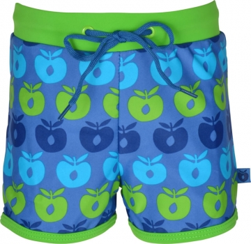 Smafolk Swimpants apples blue