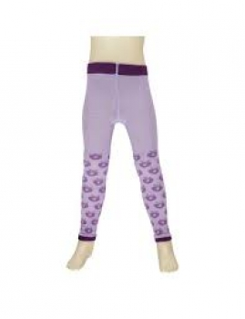 Smafolk Leggings Apples purple