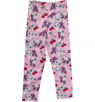 Snoozy 3/4 Leggins cherry