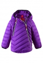 Reima Winterjacke Amaris - purple