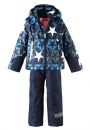 Reima Set Kiddo Sterope - navy