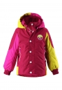 Reima Winterjacke Thuban - cherry